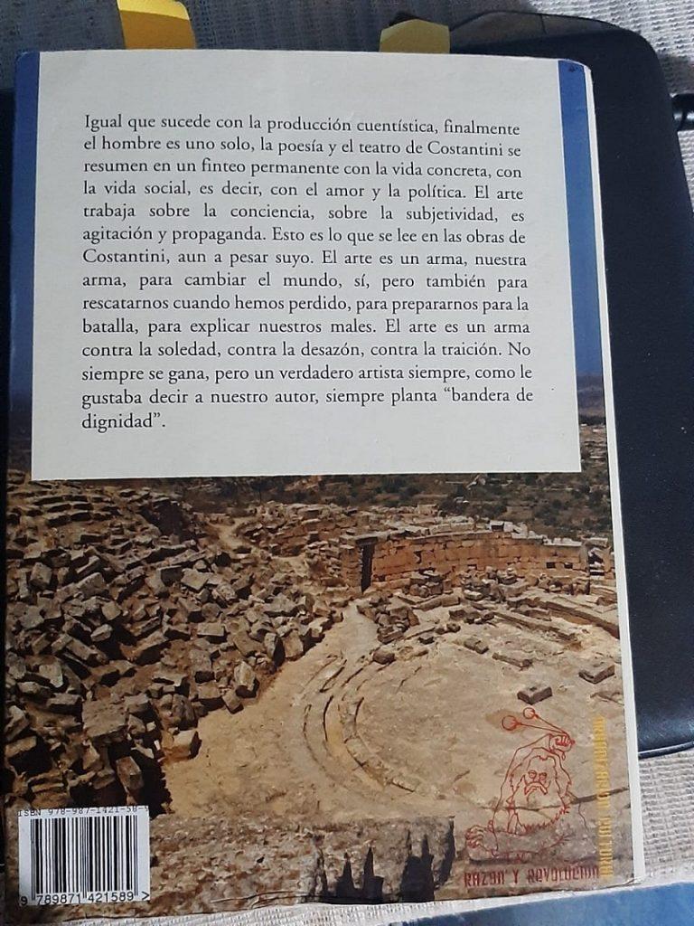 Humberto Constantini - libro