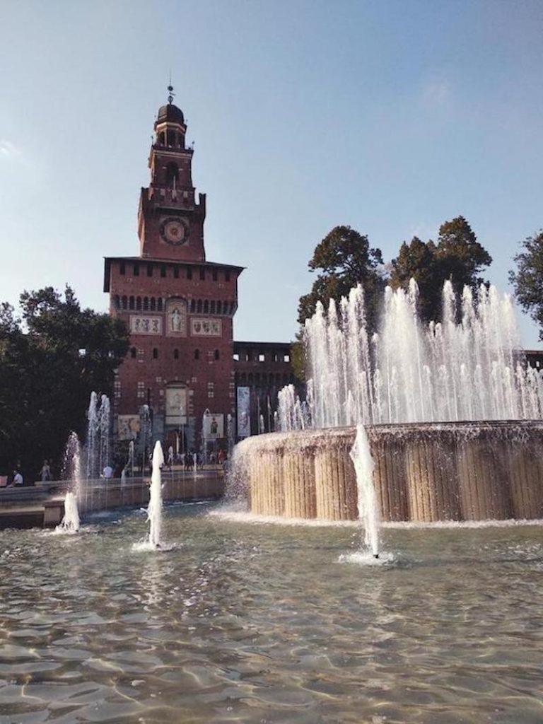misionera - Fuente En Milano