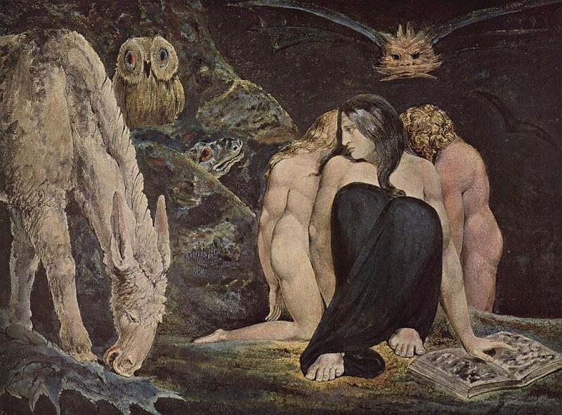 brujas - Hecate