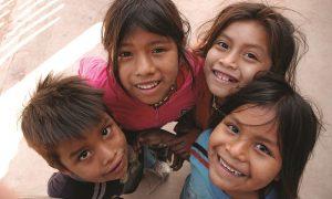 Guaraníes - Niños
