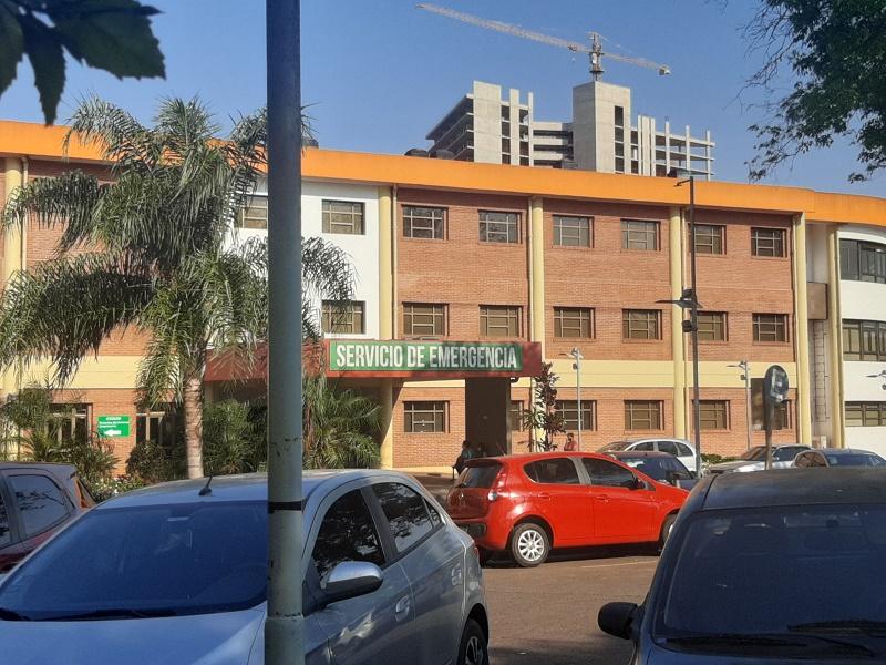 leyendas misioneras - hospital