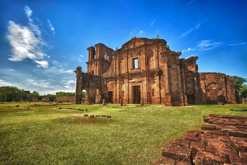 Misiones Jesuiticas En Brasil