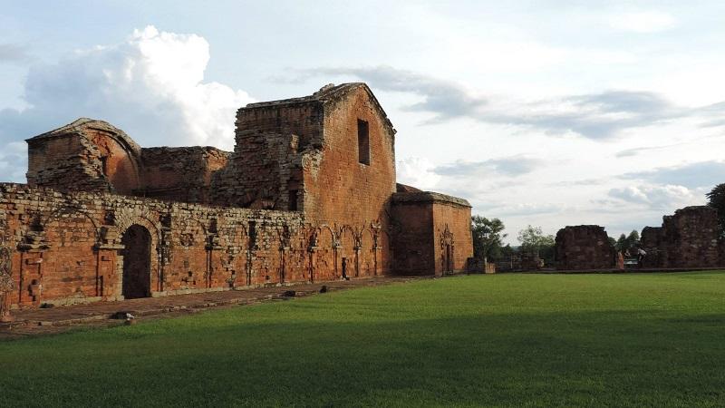 Misiones Jesuiticas En Paraguay