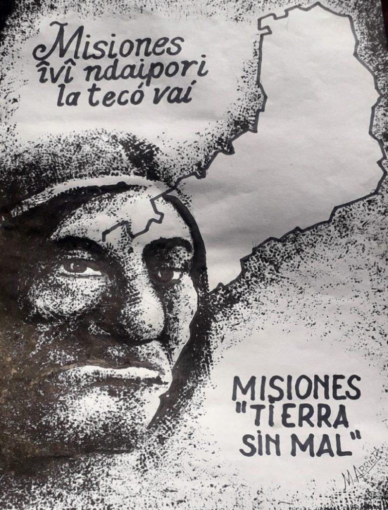 Juegos Culturales Evita - Dibujo Am Mario Arrieta Jardín América Misiones