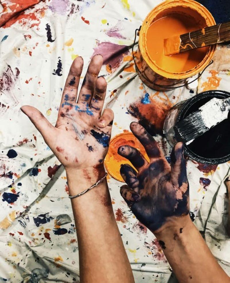 artes plasticas - Pinturas