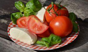 tres recetas - Plato Italiano