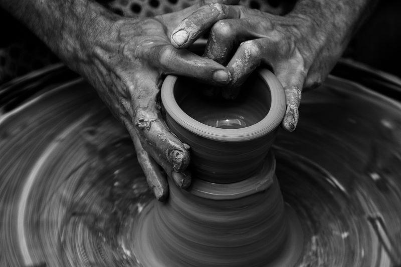artes plasticas - Trabajo En Arcilla