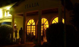 Parque de las Naciones - Colectividad Italiana
