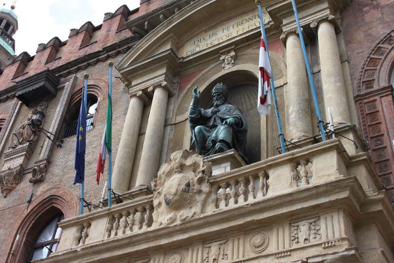 primer dia - Estatua De Gregorio Xiii