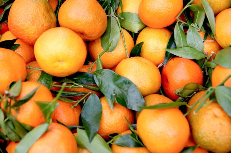 alimentos - Naranjas