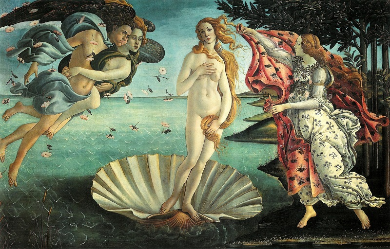 mitología - Afrodita