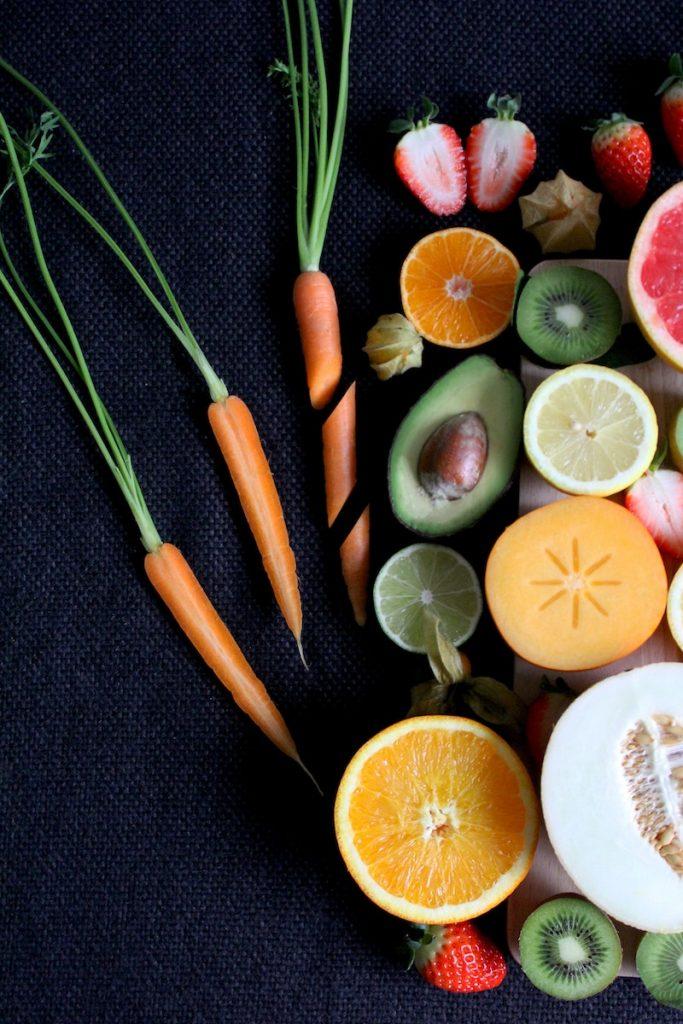 revolución silenciosa - Vegetales Y Frutas