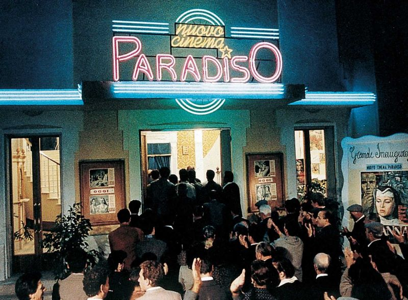 cine italiano - Cinemaparadiso