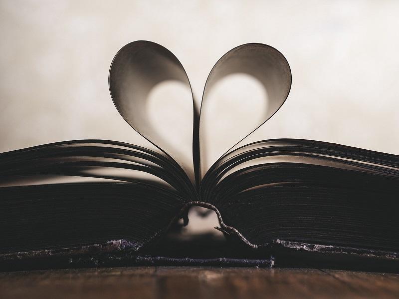 poesía - corazon de hojas