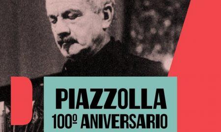 Piazzolla - Afiche
