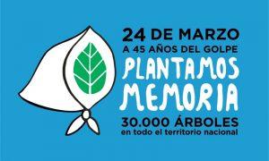 Plantamos Memoria - Convocatoria