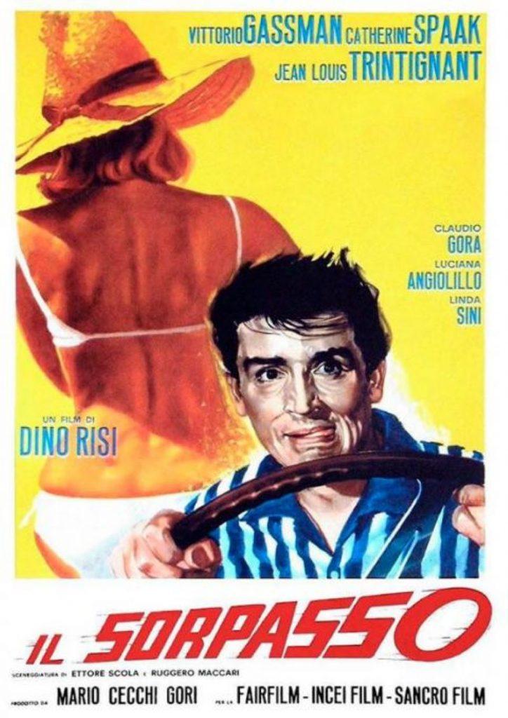 cine italiano - Il Sorpaso