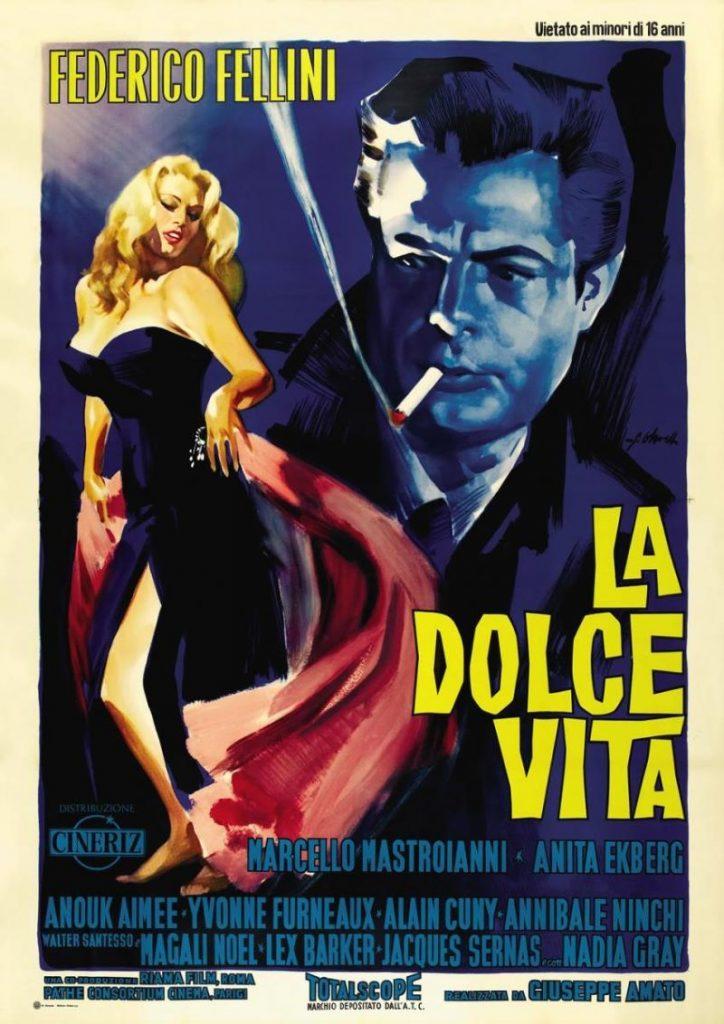 cine italiano - La Dolce Vita