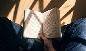 Elena Ferrante - Libro Abierto En El Sol