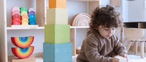 Montessori - Niños