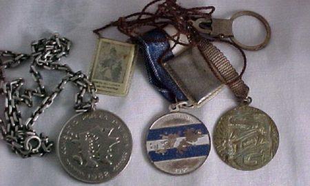 Las Malvinas - Medallas
