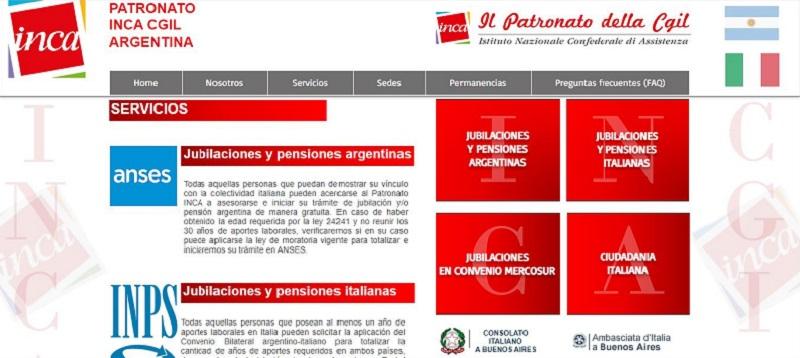 Patronato Inca - Print