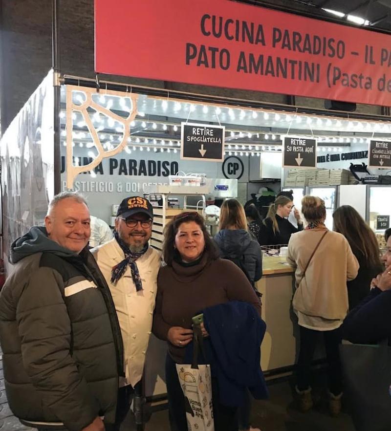 gastronomía italiana - Cucina Paradiso
