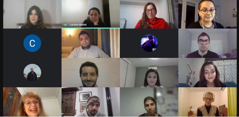 Analía - 1era Reunion
