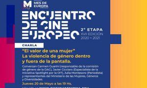 Charla abierta - Encuentro De Cine Europeo