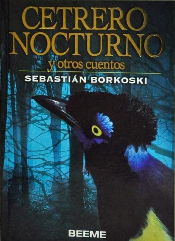 Libro Cetrero Nocturno