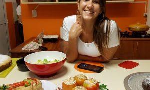 antonela - Cocinando