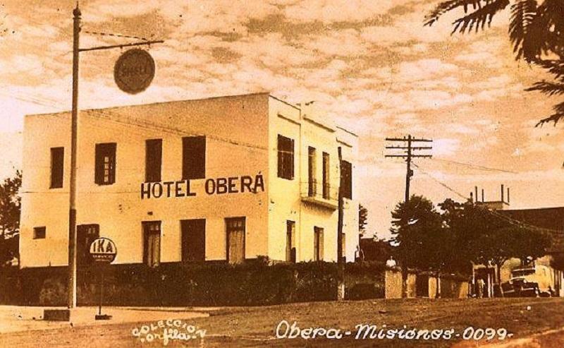 Mancini - Hotel Oberá