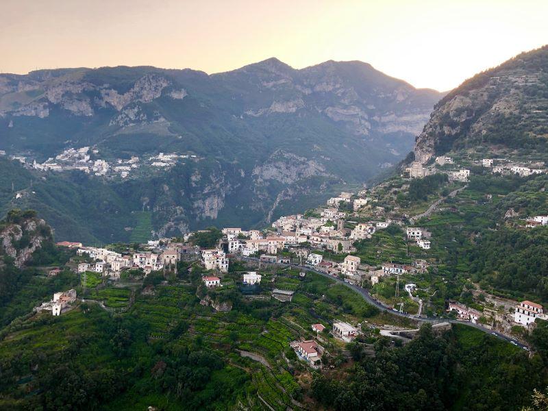Carlos Piegari - Vista Panoramica Salerno