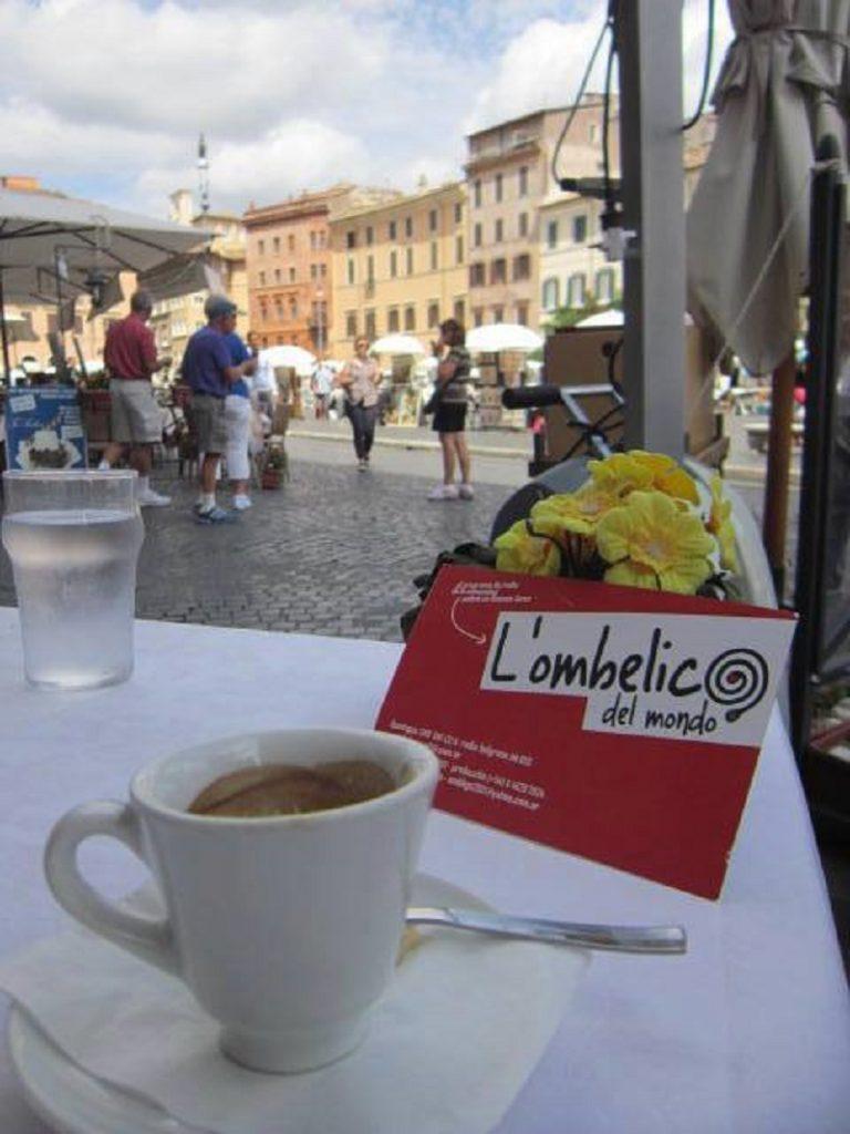 L'Ombelico del mondo - Bar Perugia