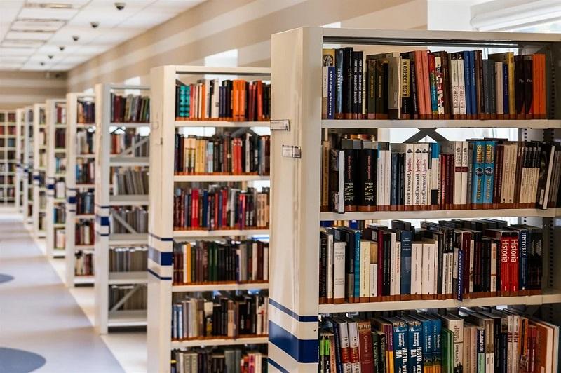 Educación femenina - Biblioteca