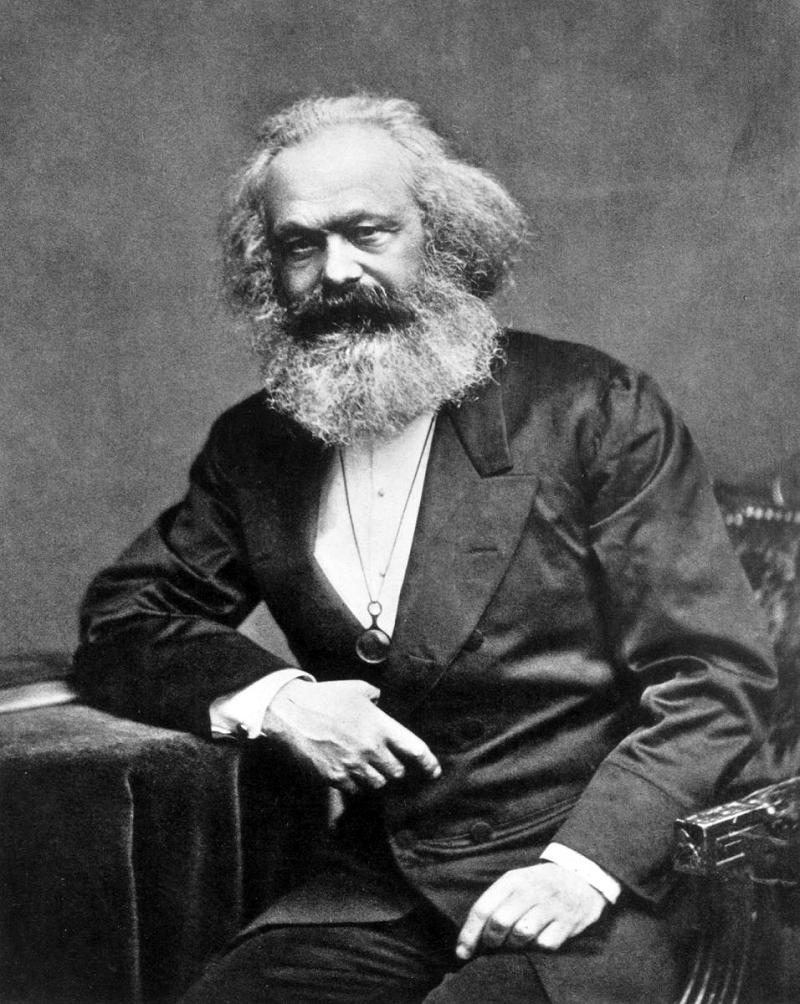 Gramsci - Karl Marx