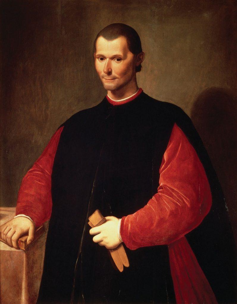 Gramsci - Machiavelli