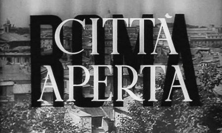 Curso de cine - Roma Citta aperta