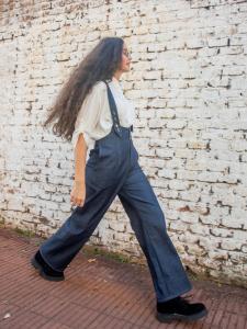 Diseñadoras misioneras - Modelo Caminando Con Enterito