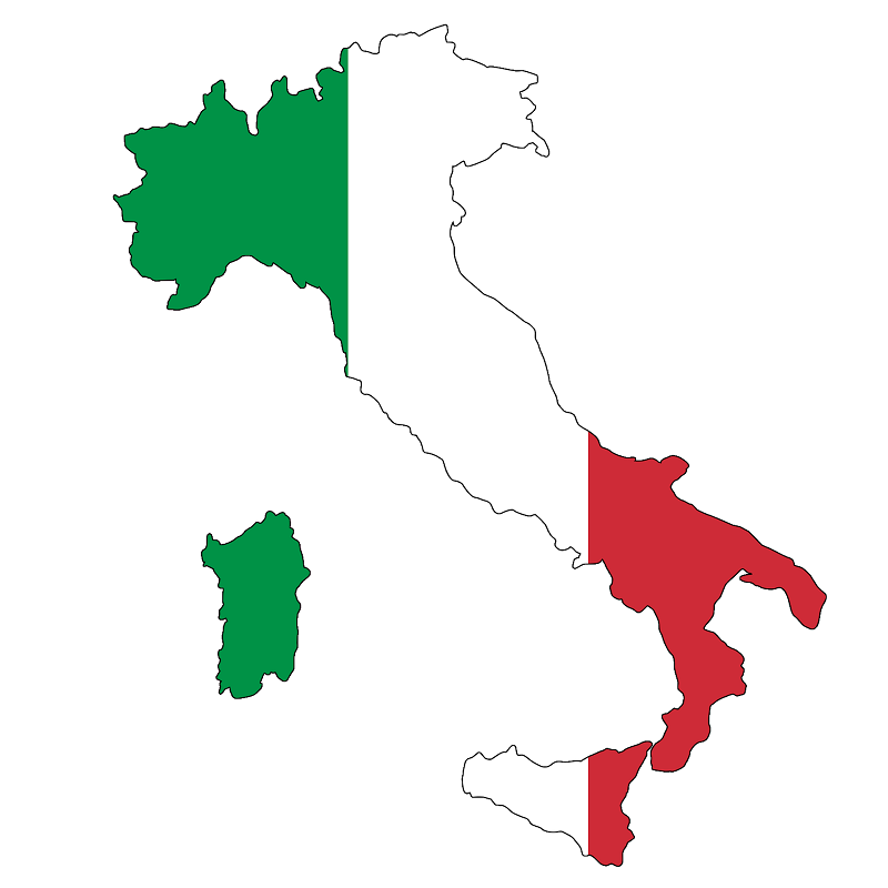 trasnmitir - Italia