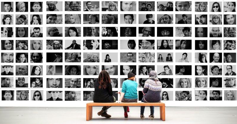 Personas Y Retratos -mapa genetico