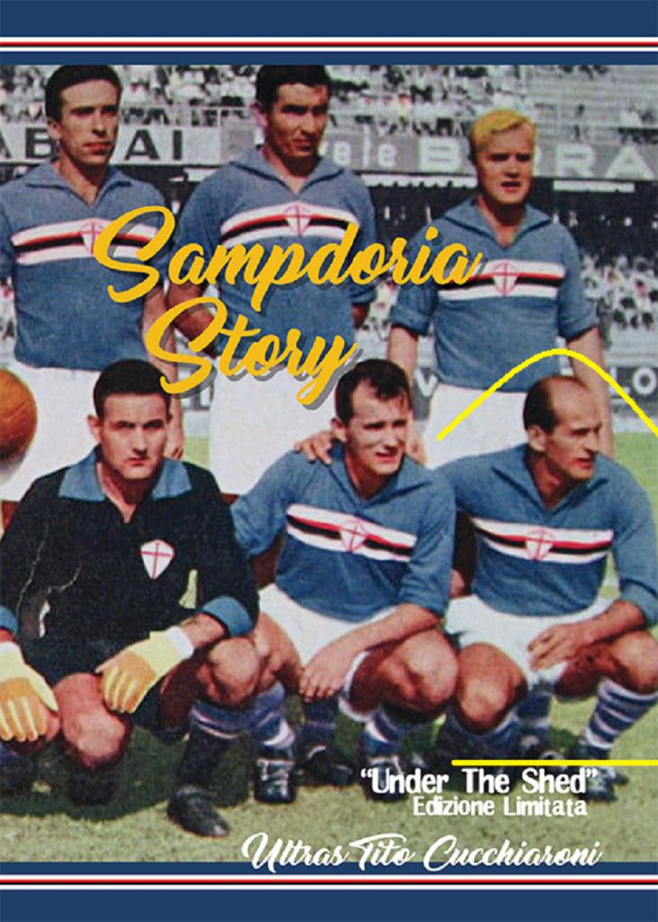 Tito Cucchiaroni - En Sampdoria De Génova