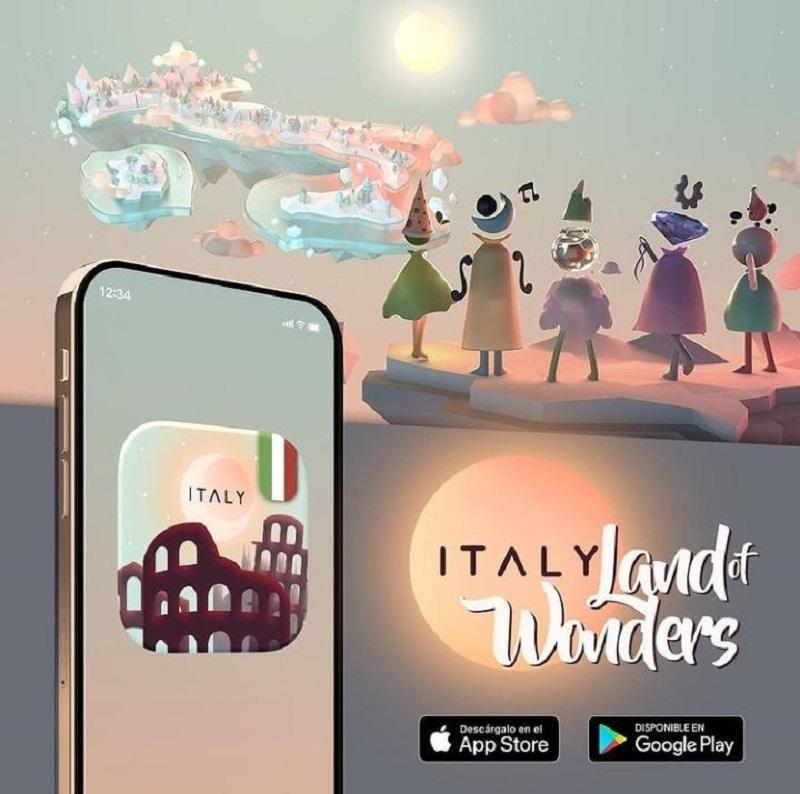 ITALY Land of Wonders - Celu