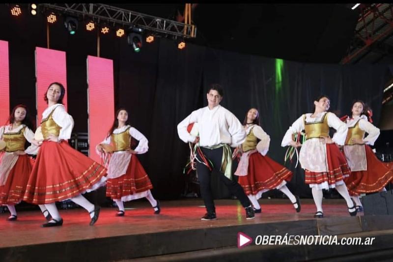 ballet - El Ballet De Obera