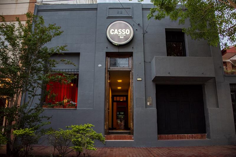 Casso bar - Entrada