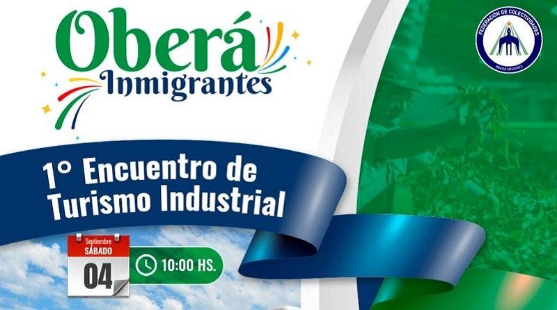 turismo industrial - Obera Inmigrantes