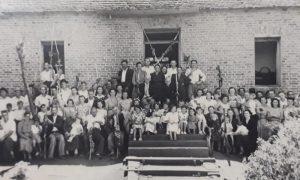 raíces italianas - Familia