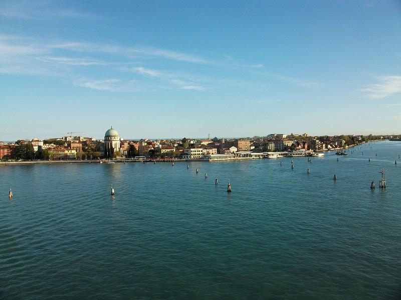 Venecia - El lido