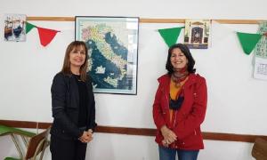 La Dante - Prof Ana Lía Y Adriana