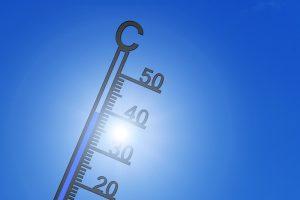 cambio climático - Aumento De Temperatura